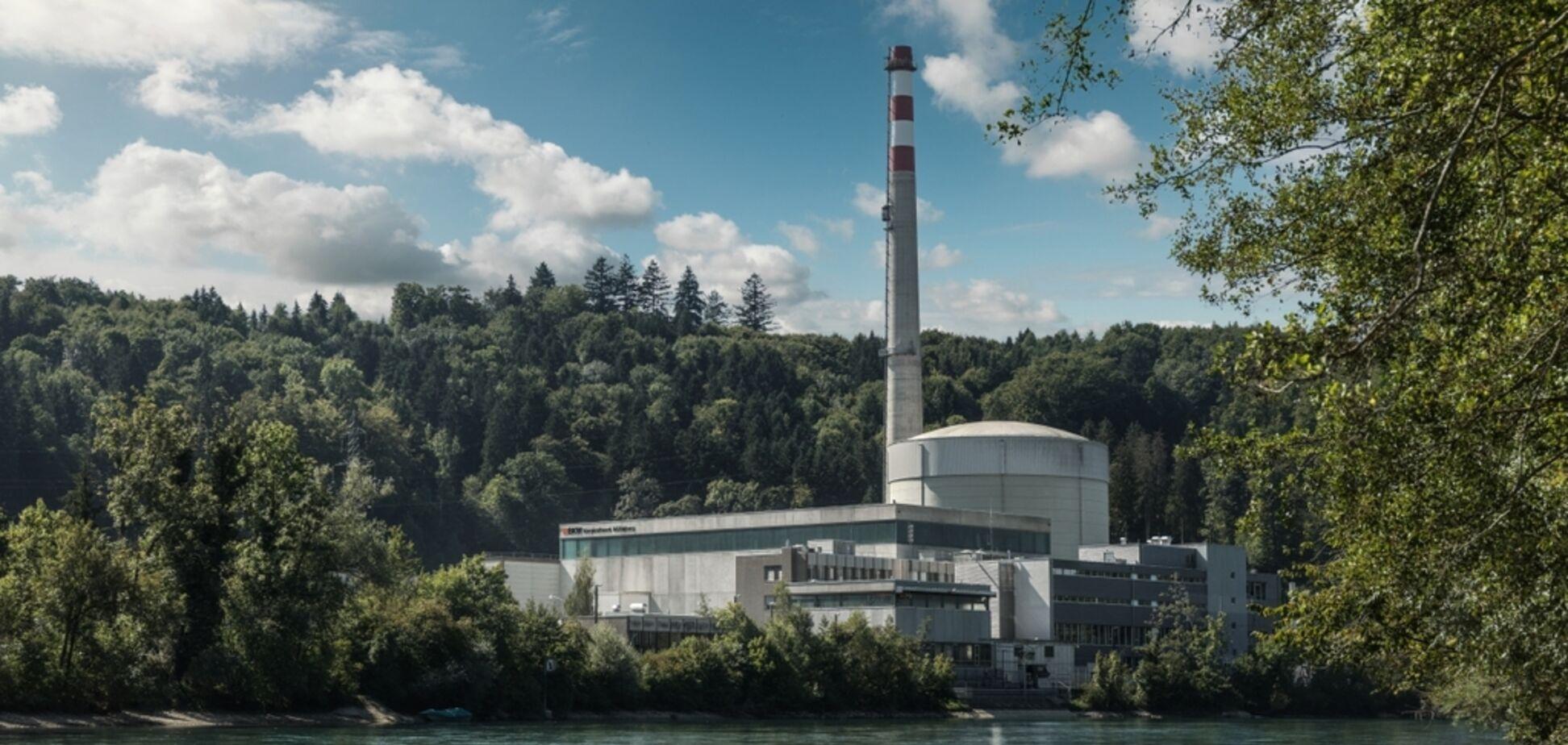 Швейцария 'приговорила' ядерную энергетику: власти пошли на радикальный шаг