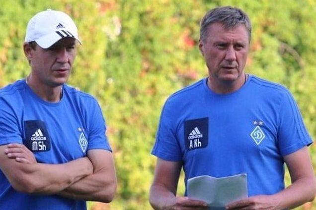 Максим Шацьких (ліворуч) і Олександр Хацкевич