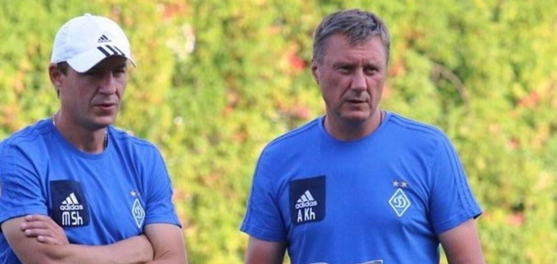 Экс-тренер 'Динамо' Хацкевич возглавил лидера чемпионата России