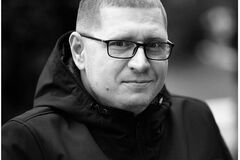 Ветеран АТО з Кривого Рогу став обличчям календаря 'Повернись живим'