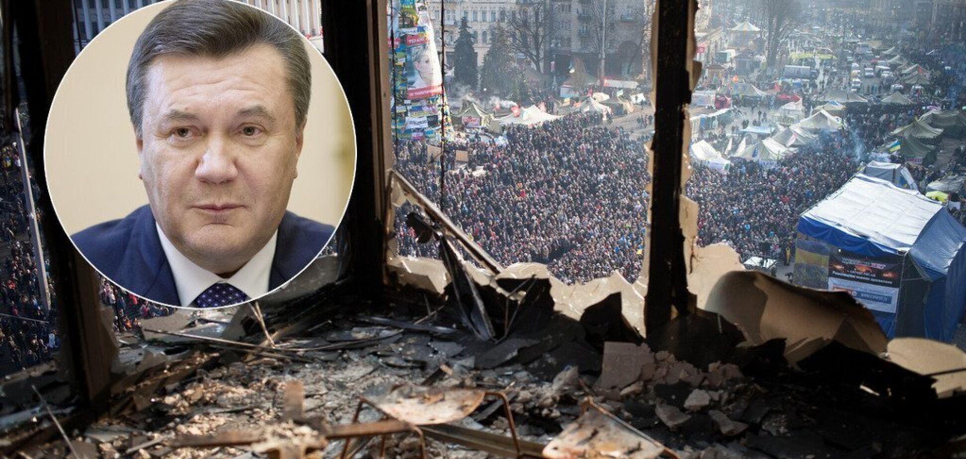 Втік після дзвінка пранкера? Стали відомі сенсаційні деталі повалення Януковича