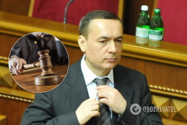 Колишній народний депутат фігурує у справі з іще одним українцем, якого слідство не назвало