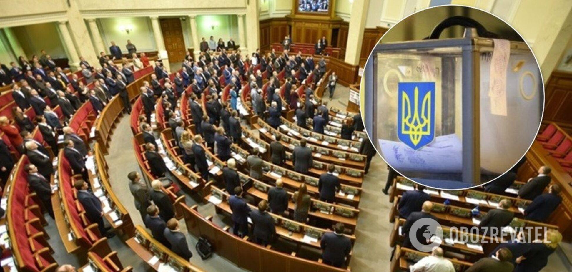 В Україні ухвалили масштабну реформу виборів: як тепер будемо голосувати