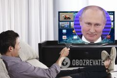 Украинский телеканал попался на пропаганде Путина: о чем речь