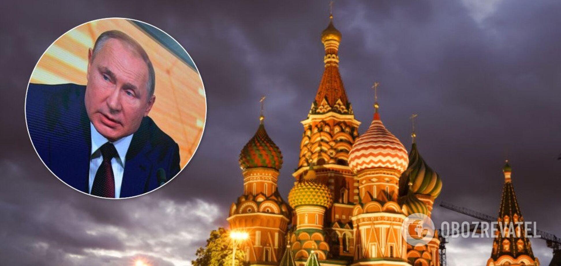 Магические ритуалы Кремля
