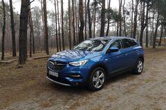 Opel Grandland X: плід євроінтеграції