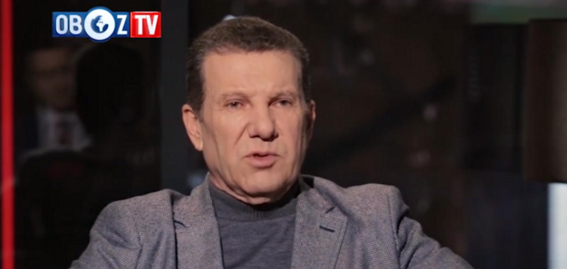 OBOZ TALK – экс-глава Совета министров Автономной Республики Крым Сергей Куницын