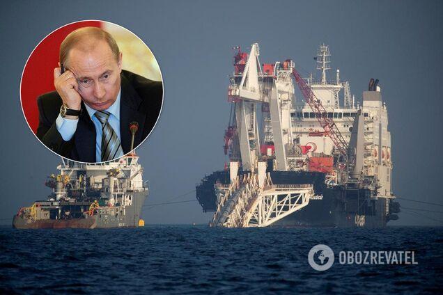 """США ввели санкції проти """"Північного потоку-2"""""""