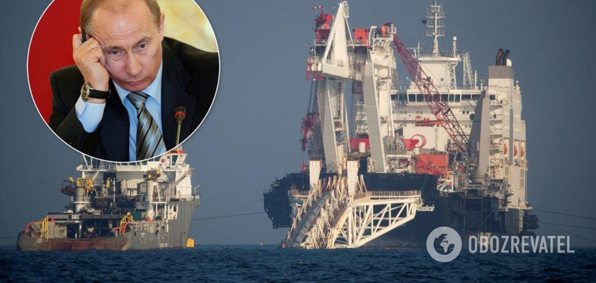 Удар по газопроводах Путіна: в США розкрили деталі