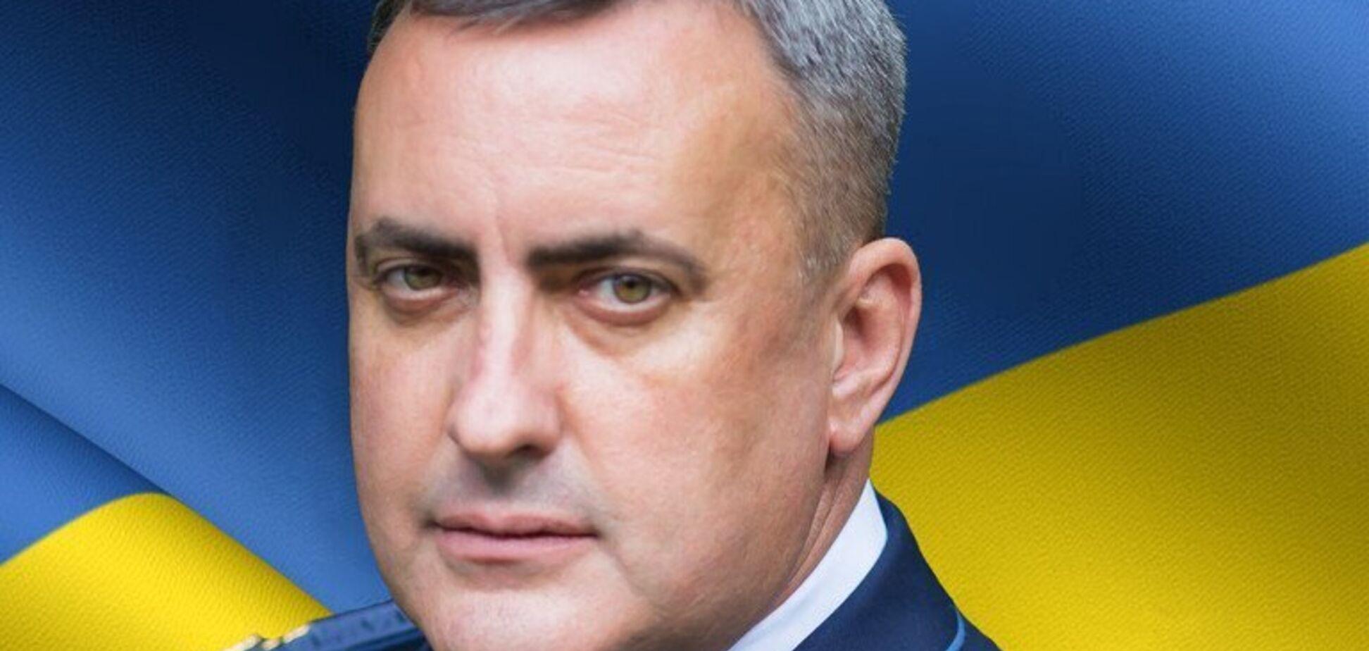 Генерал-майор Віктор Федорчак