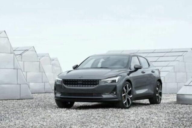 Электромобиль Volvo Polestar 2