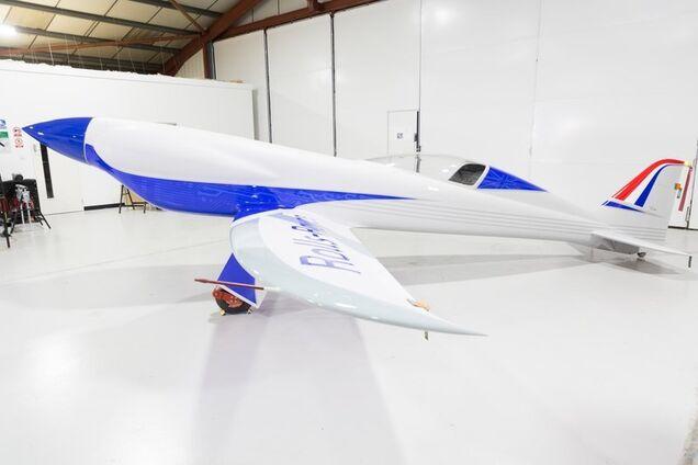 Электрический самолет проекта ACCEL