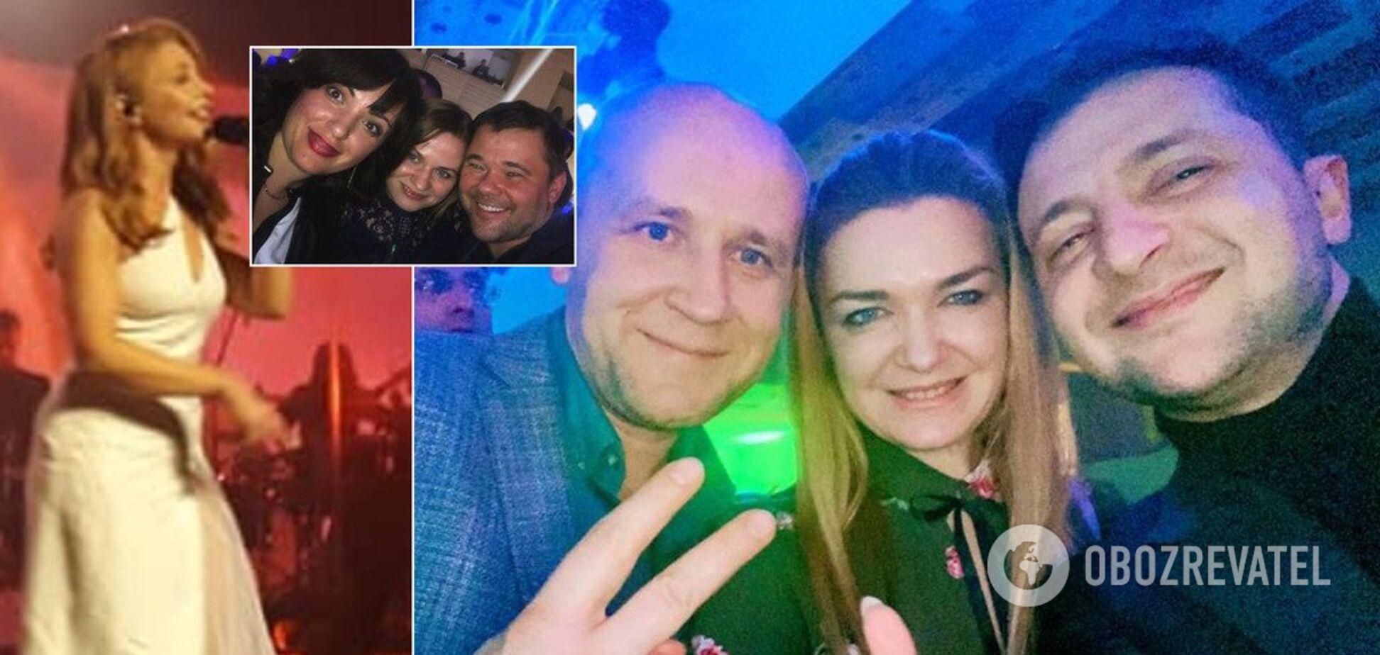 Зеленский, Кароль и виски за 35 000 грн? Как прошел корпоратив 'Слуги народа'. Фото и видео