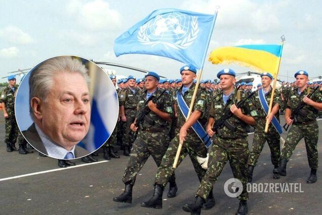 Володимир Єльченко допустив введення миротворців на Донбас