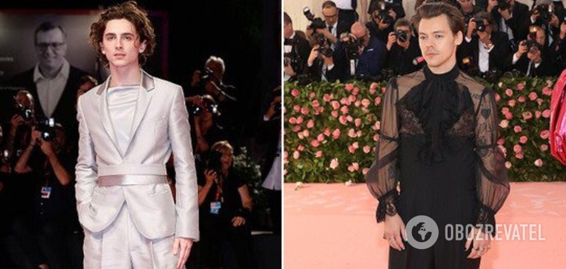 Названы самые стильные мужчины уходящего десятилетия. Фото