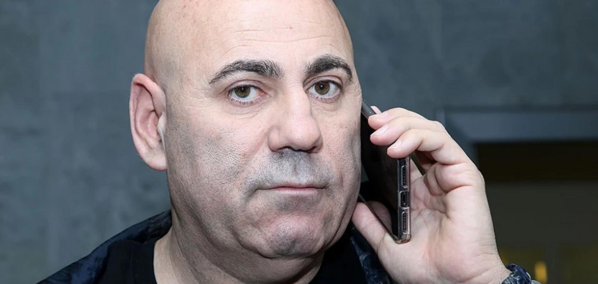 'Ему терять нечего, с винтовкой приедет': отец Фриске угрожает Пригожину
