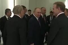 Путин подколол Медведчука и Назарбаева