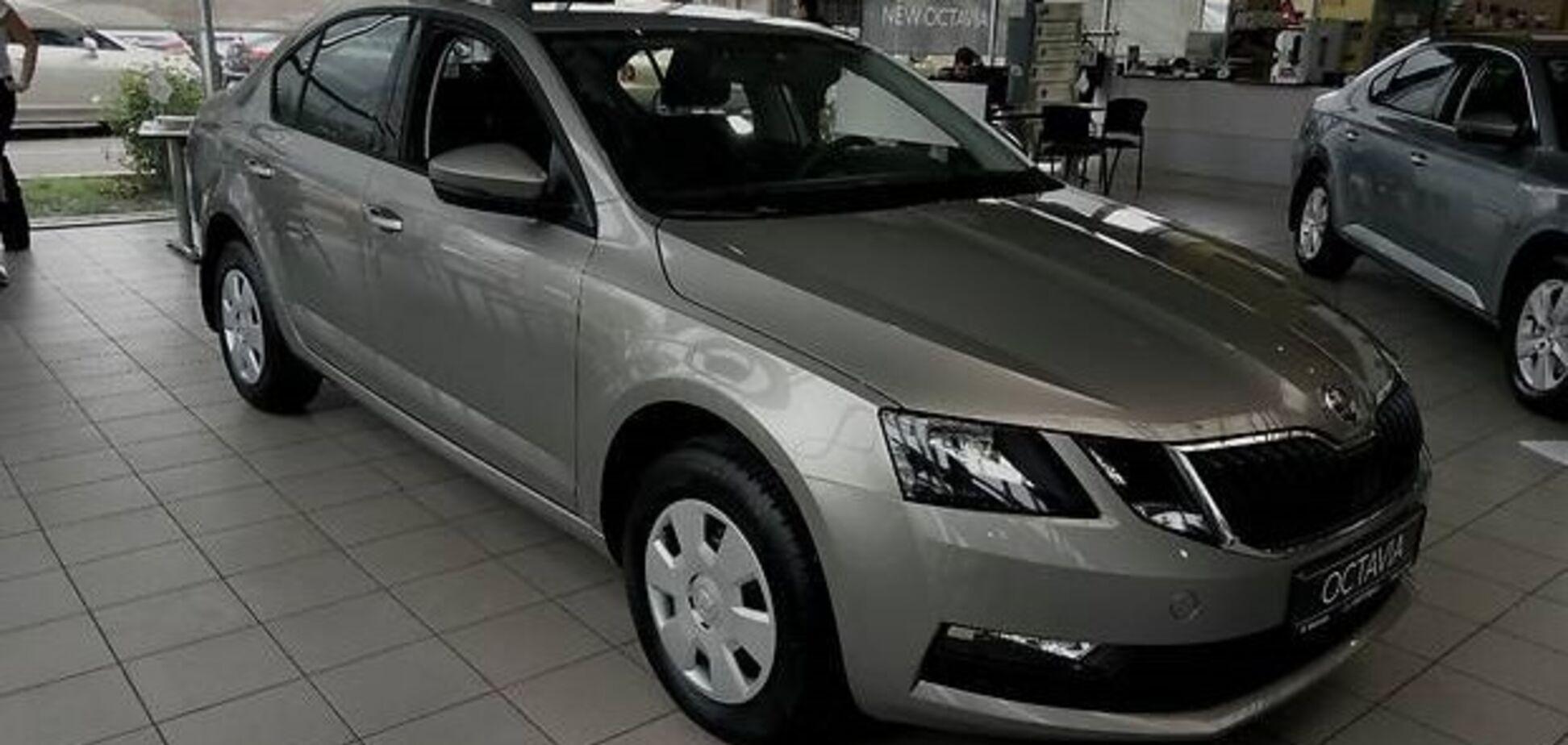 Нова Skoda Octavia за ціною Lada: на що розраховувати