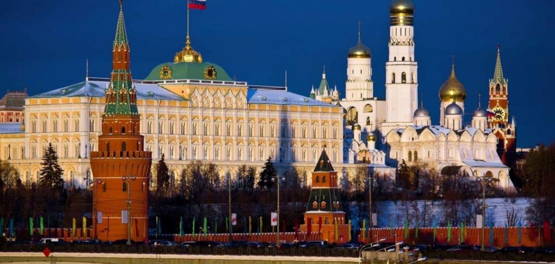 Призрак распада России бродит по Кремлю