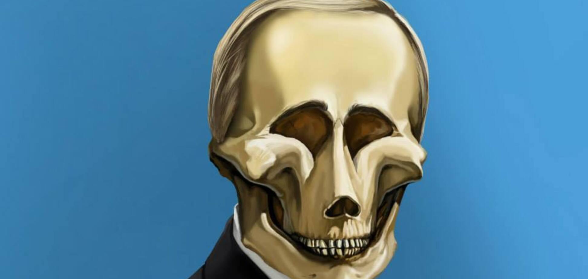 Кремлевский спец-Гамлет. Путинская стабильность превратилась в кладбищенскую