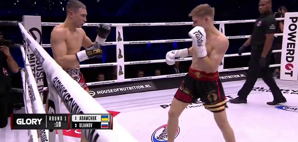 Відомий український кікбоксер добув драматичну перемогу, побивши російського бійця