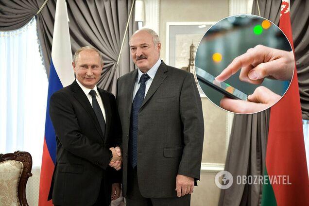 Беларусь договорилась об отмене роуминга с Россией