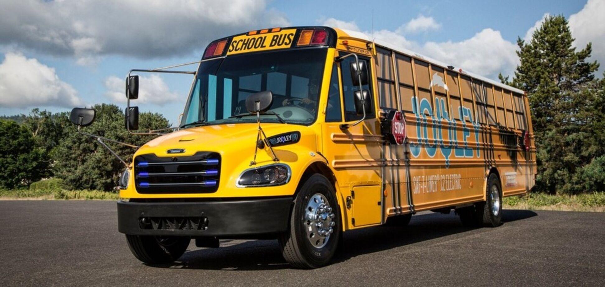 В США начали отказываться от бензиновых школьных автобусов