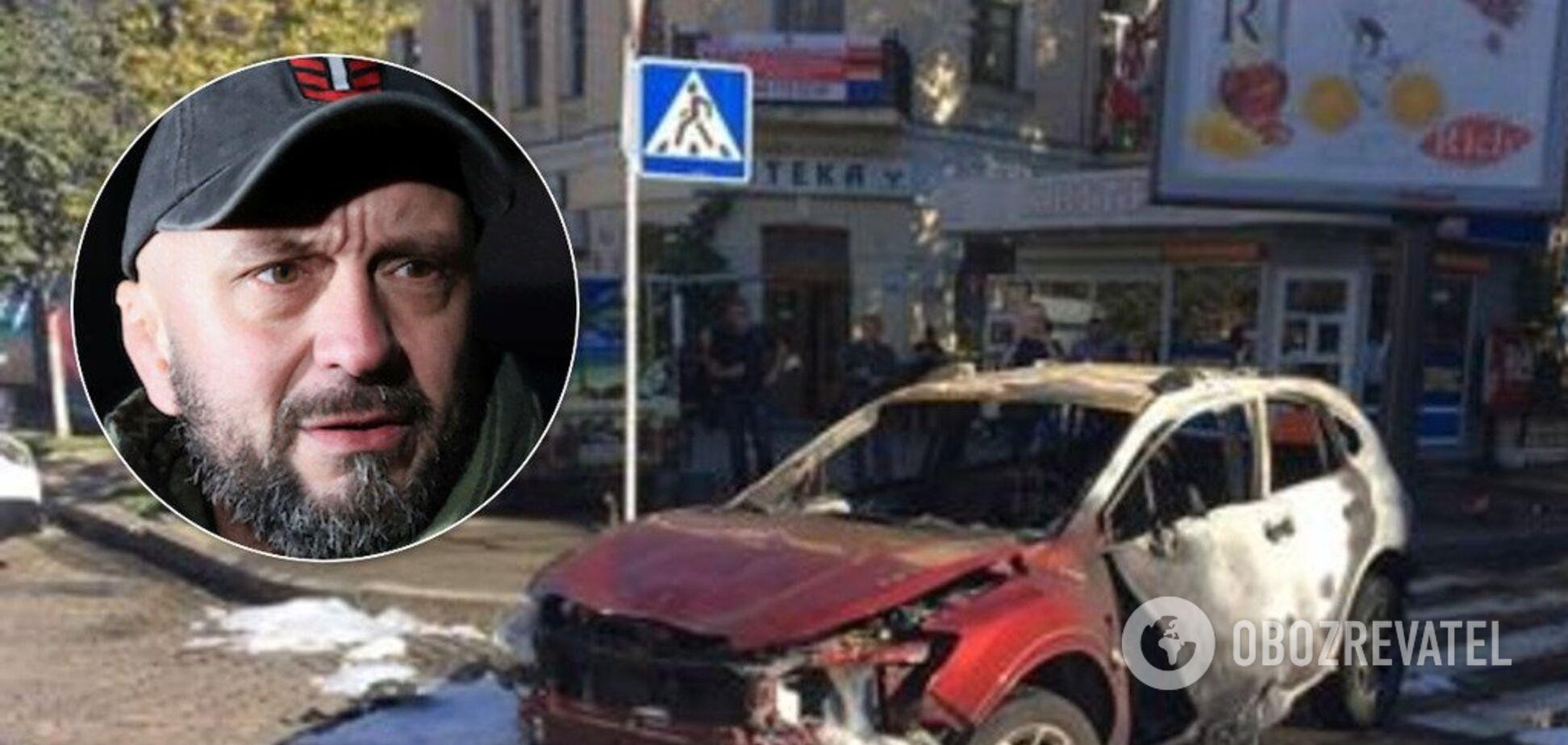 Вбивство Шеремета: поліція знайшла нові докази проти Антоненка