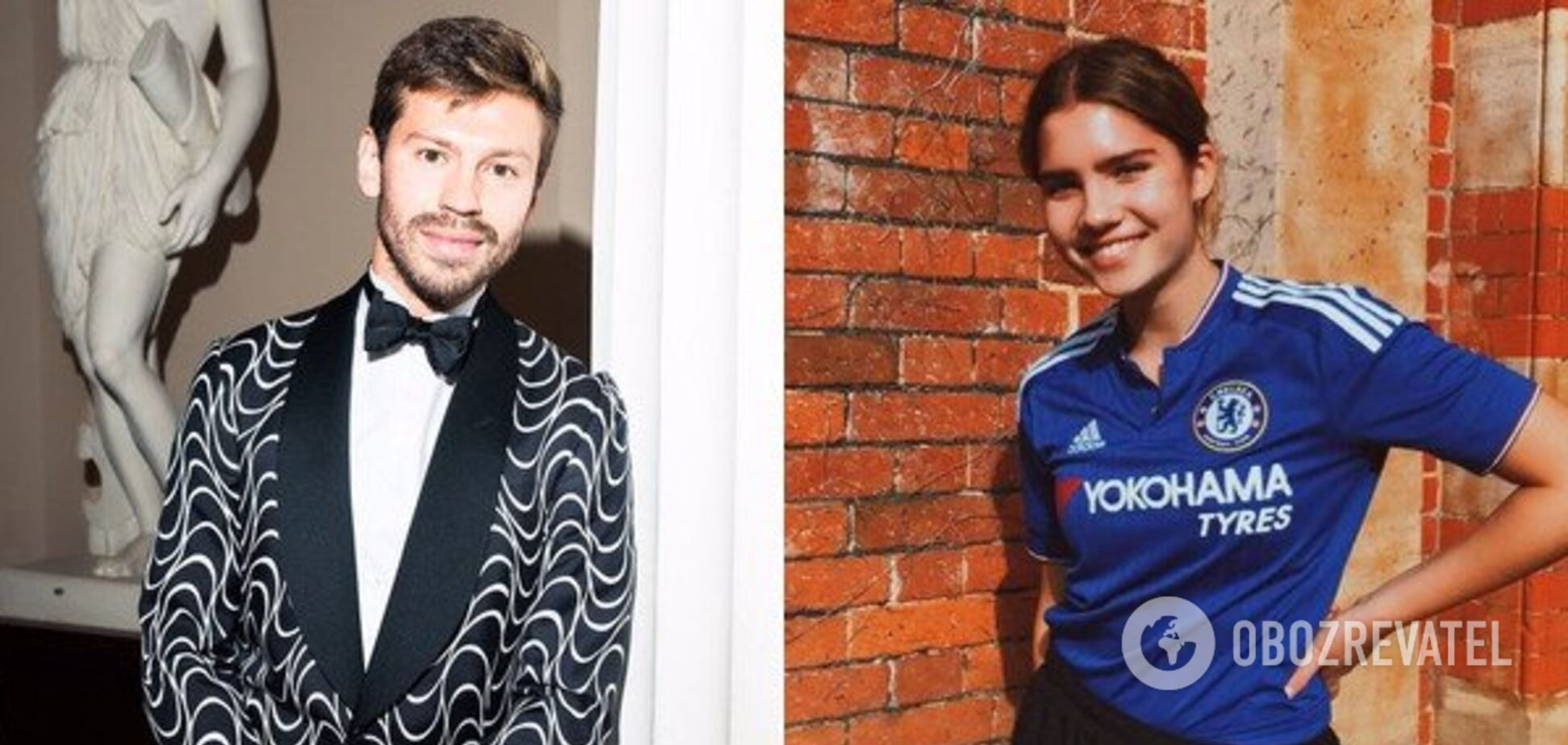 Внучка Ельцина закрутила роман с известным российским футболистом