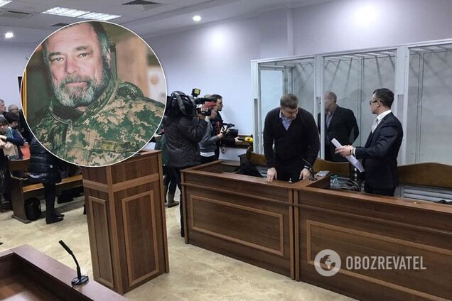Суд объявил приговор обвиняемому в убийстве ветерана АТО в Киеве