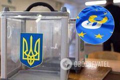 Выборы глав ОТО: партия Порошенко стала второй среди политических сил
