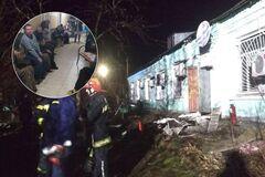 Больные сгорели заживо: вскрылись страшные детали пожара в психинтернате на Луганщине