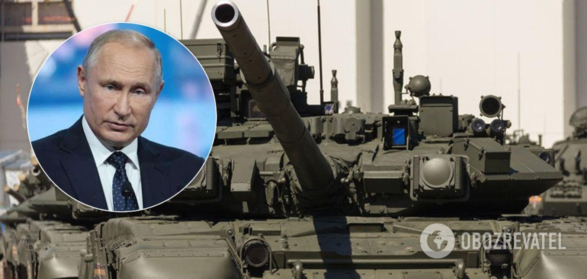 'Путин ударит кулаком по Украине': офицер заявил о новой опасности