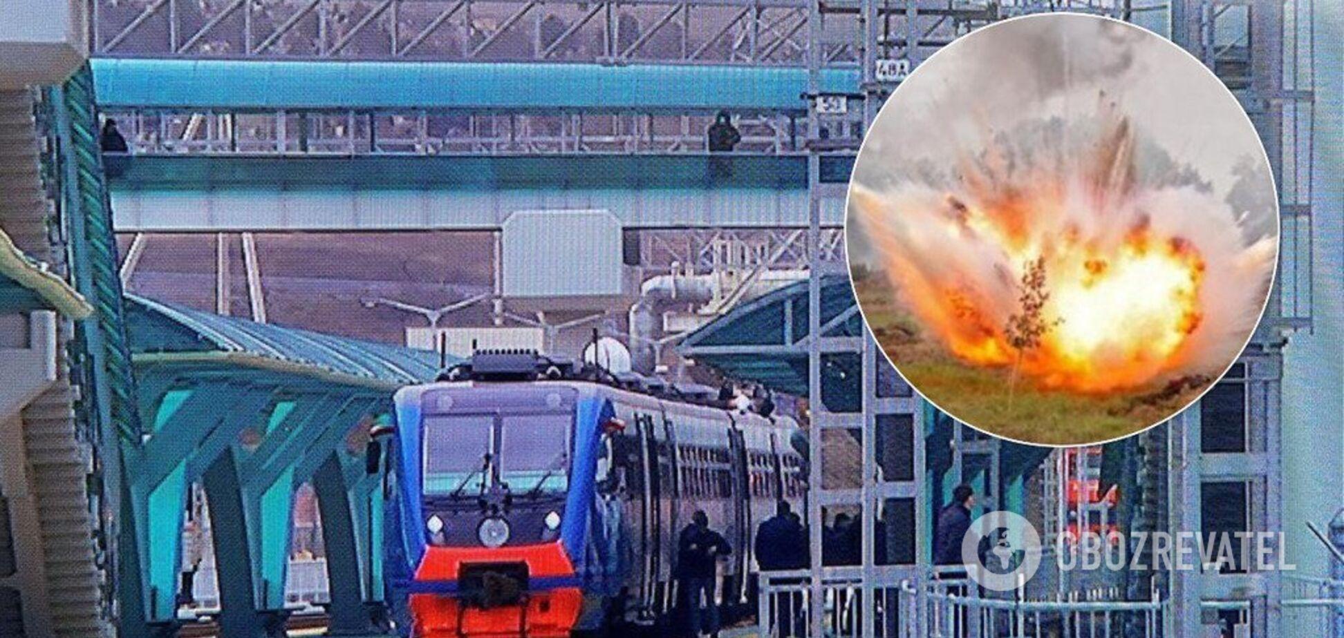 Путин запустил поезд по Крымскому мосту: офицер назвал угрозу для Украины