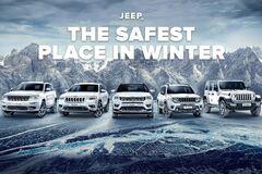 На автомобілі Jeep Renegade, Compass та Grand Cherokee знижені ціни!