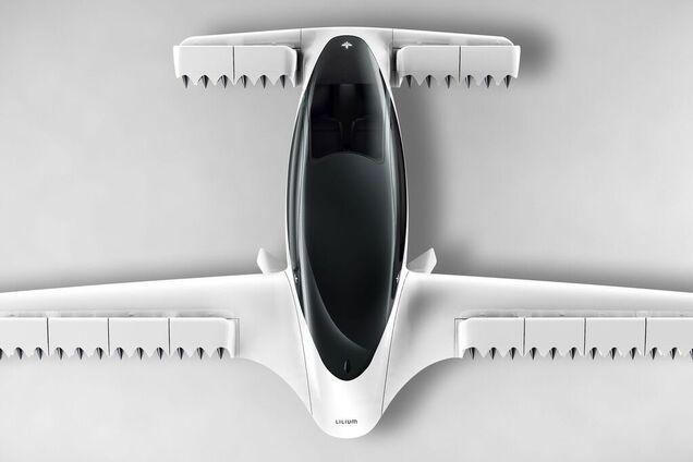 Електричний літак Lilium Jet