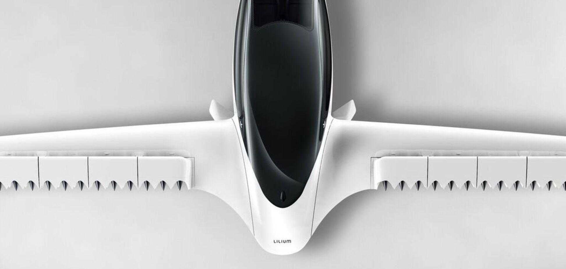 У Європі випробували летюче таксі Lilium Jet: фото й відео