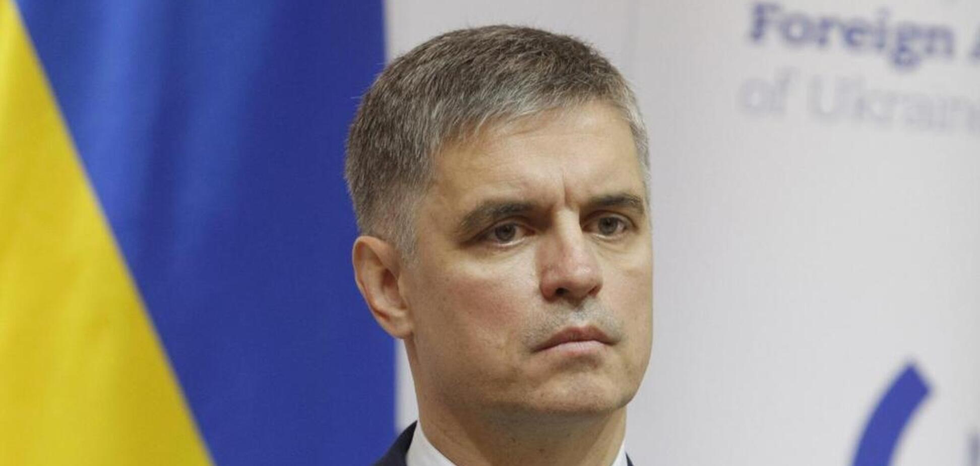 Путин замахнулся на 'русскую' часть Украины: Пристайко поставил его на место