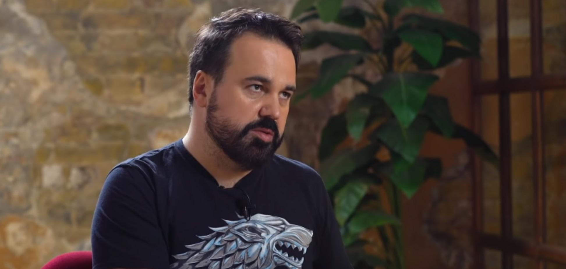 'Показывают, что х*хлы — уроды': Лирник рассказал о разговоре с пьяным русским