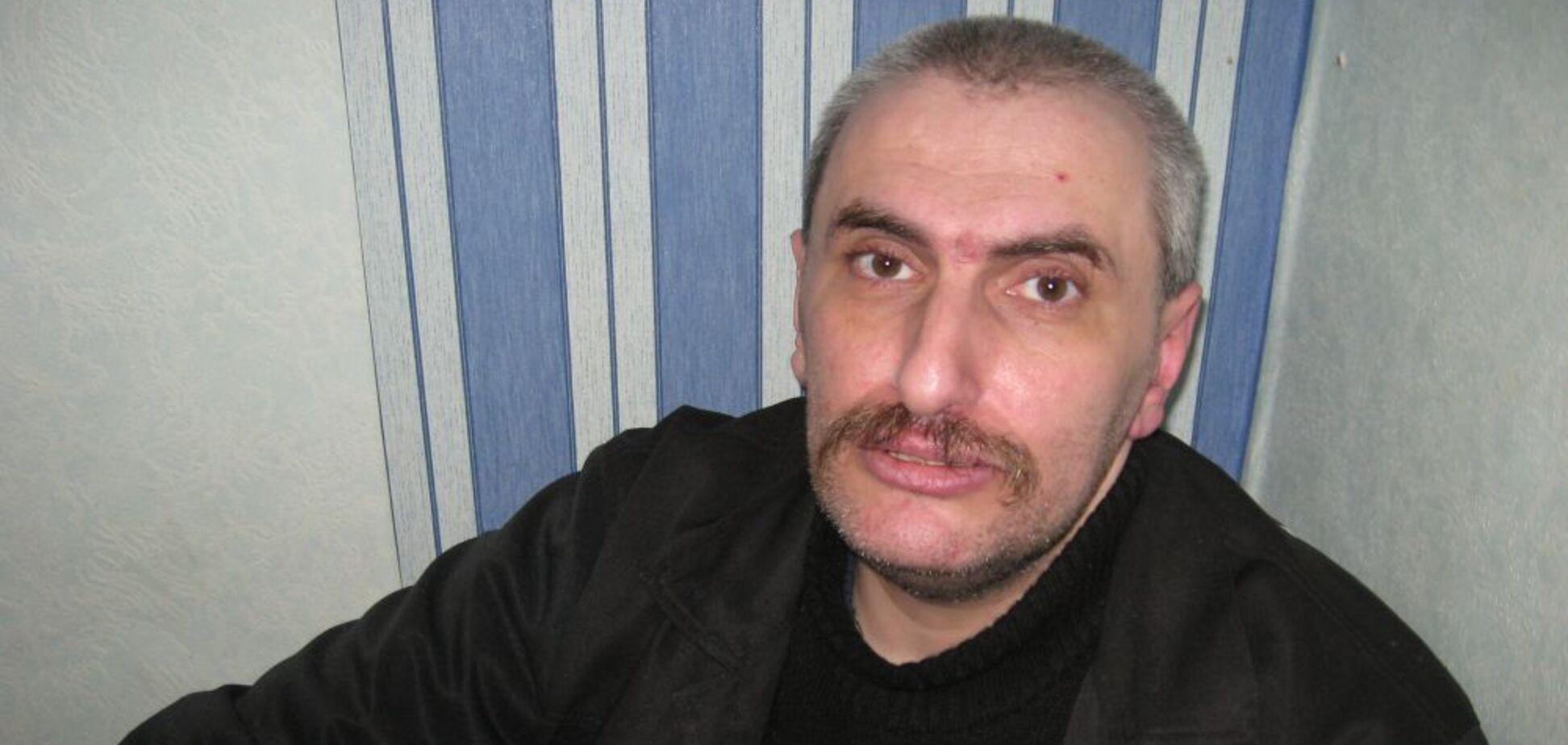 'РФ – чудовищная страна': российский писатель попросил убежище в Украине