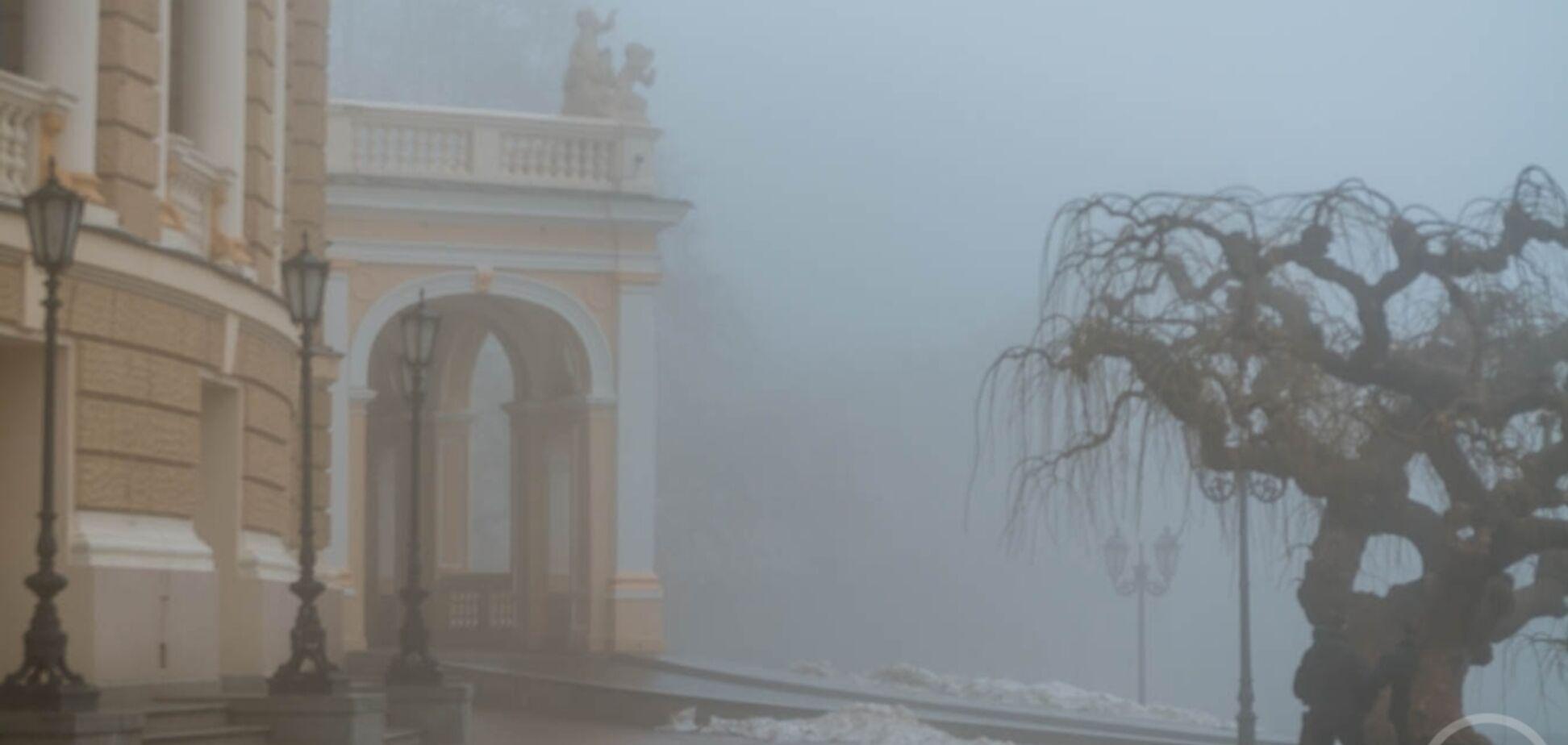 Прогноз погоди в Одесі на 24 грудня