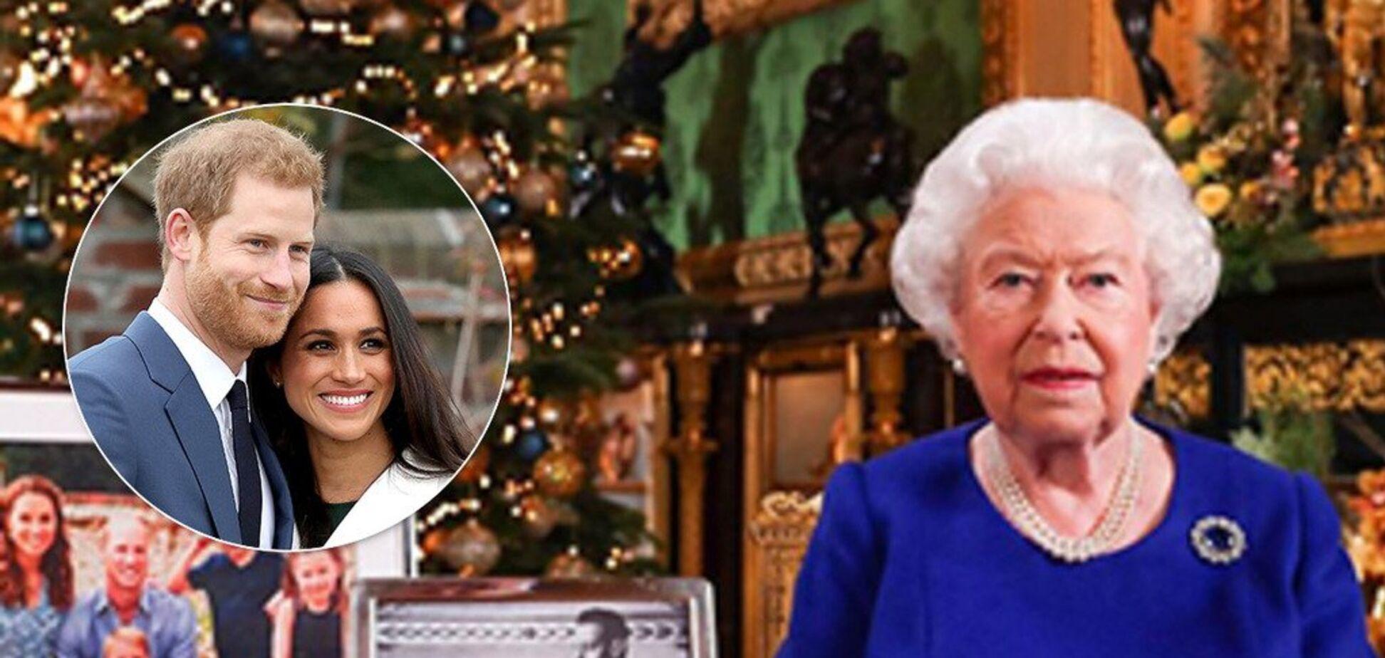 Принца Гарри и Маркл отлучили от двора? Королева Елизавета дала повод для сплетен