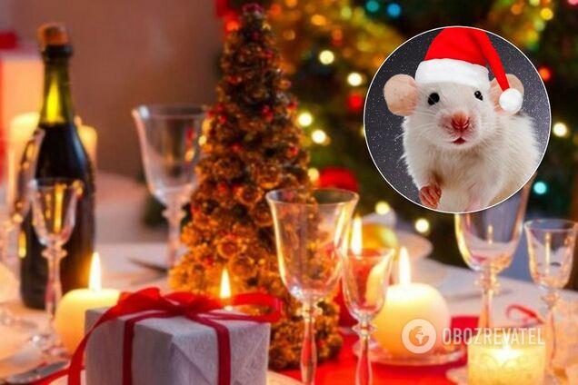 На столі в новорічну ніч 2020 року мають стояти прості алкогольні напої