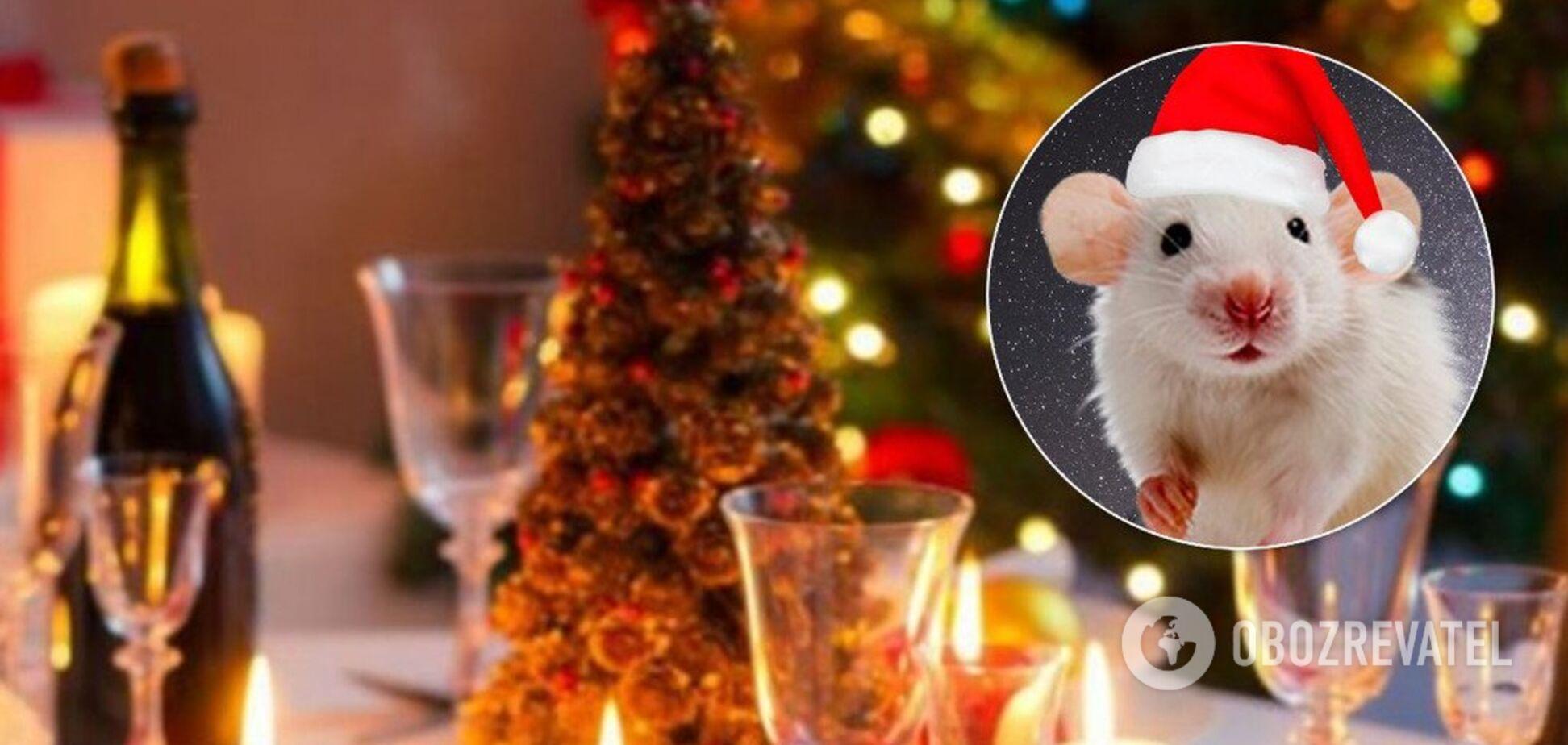 Алкоголь на Новий рік Щура: астрологиня вказала на важливий нюанс