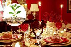 За новорічним столом: озвучений ритуал на гроші