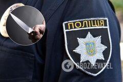 Резали ножом: в Харькове полицейский спас заложницу