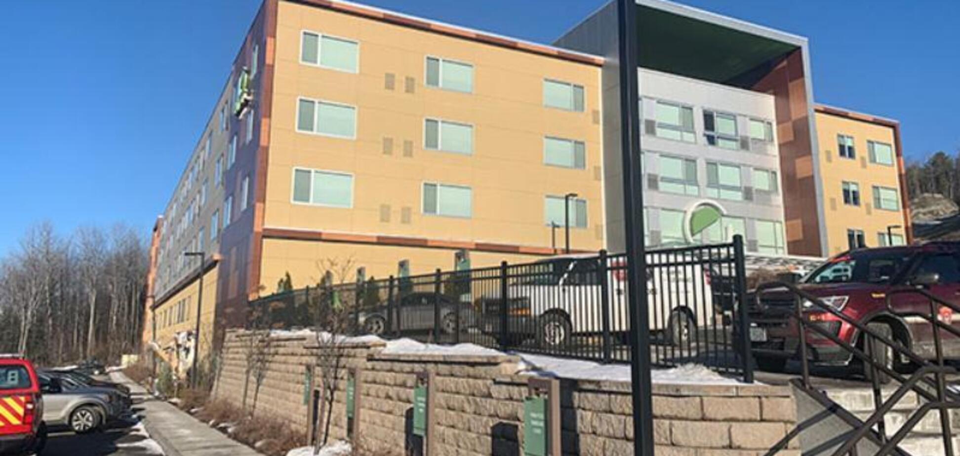 В США произошел взрыв в отеле: 10 раненых