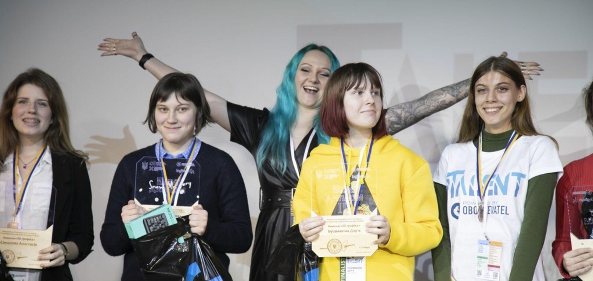 Финал конкурса iTalent: стали известны лучшие юные ИТ-таланты Украины