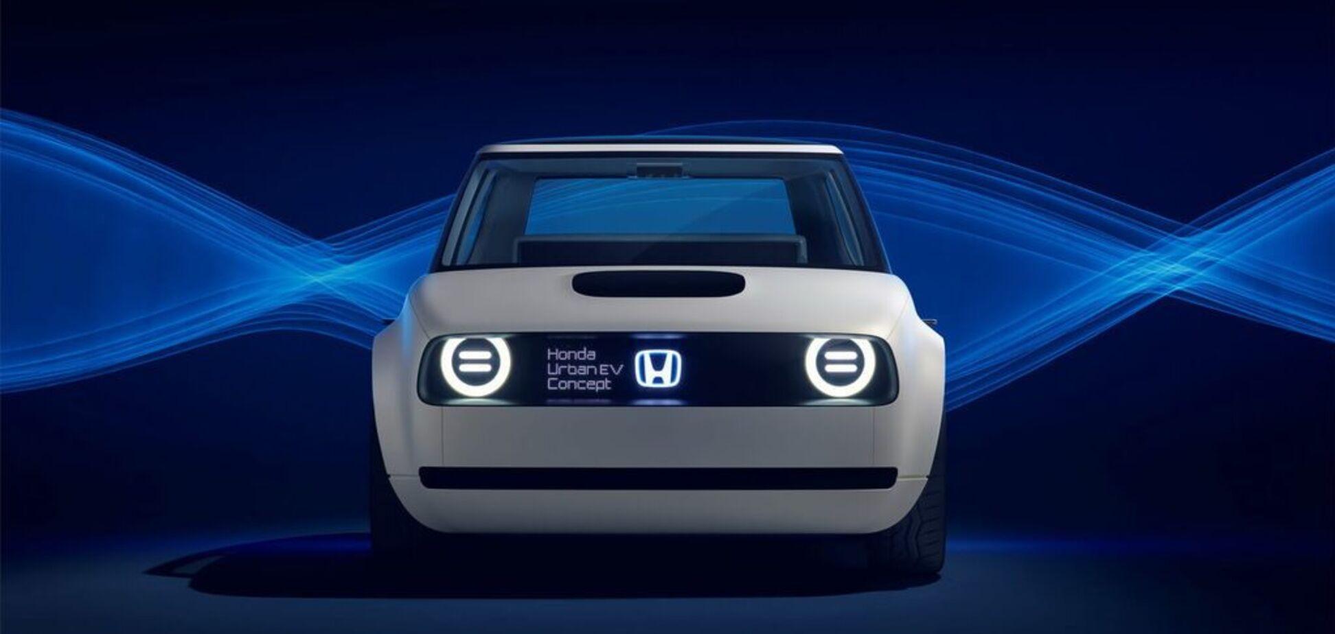 Инженеры Honda создали электромобиль, которому не нужен водитель
