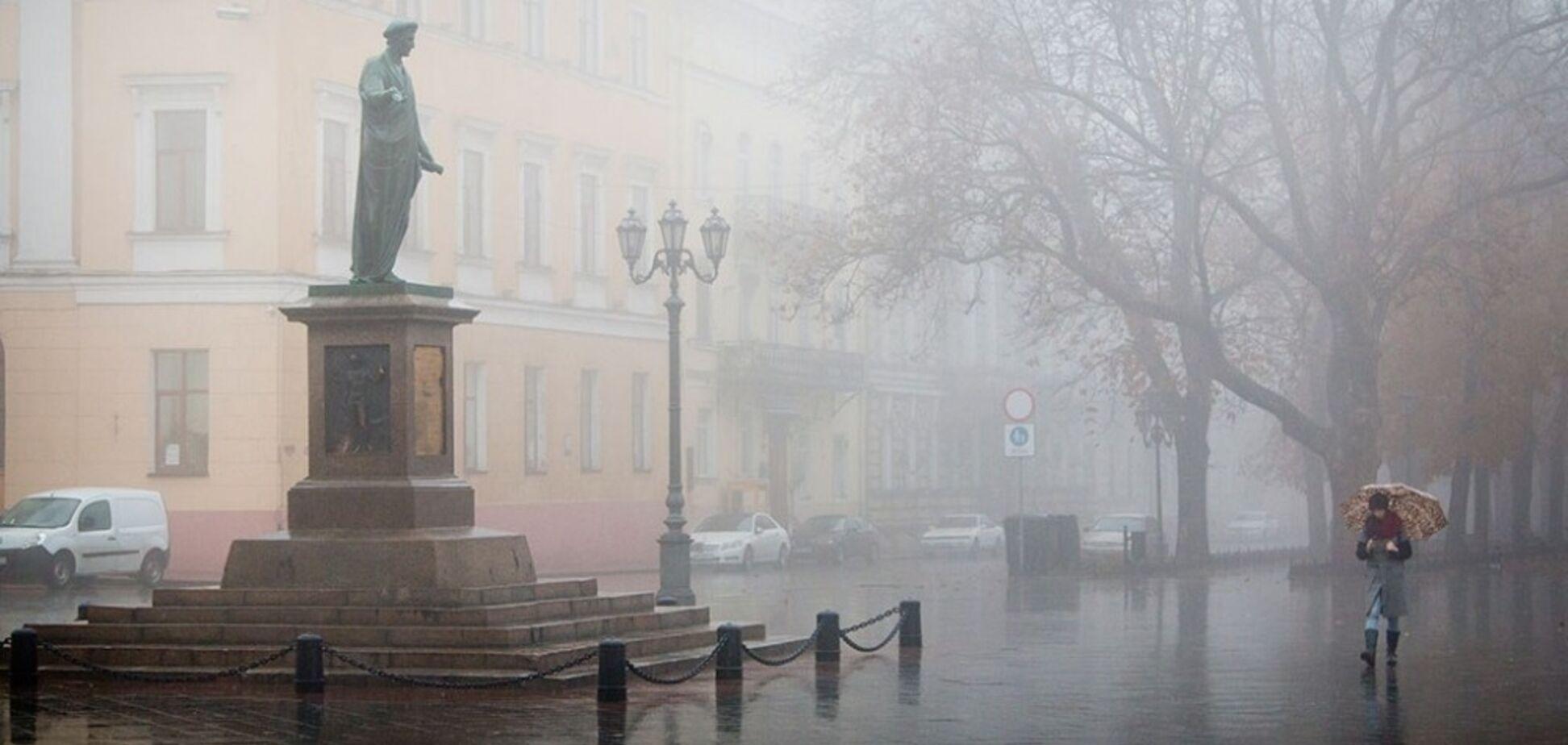 Якою буде погода в Одесі 25 грудня